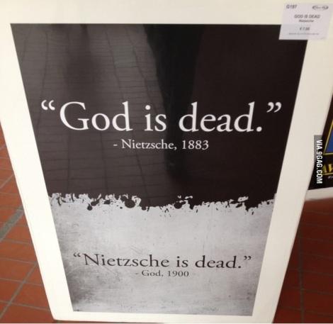 Nietzsche vs D-zeu